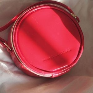 Marc Jacobs coin purse with strap